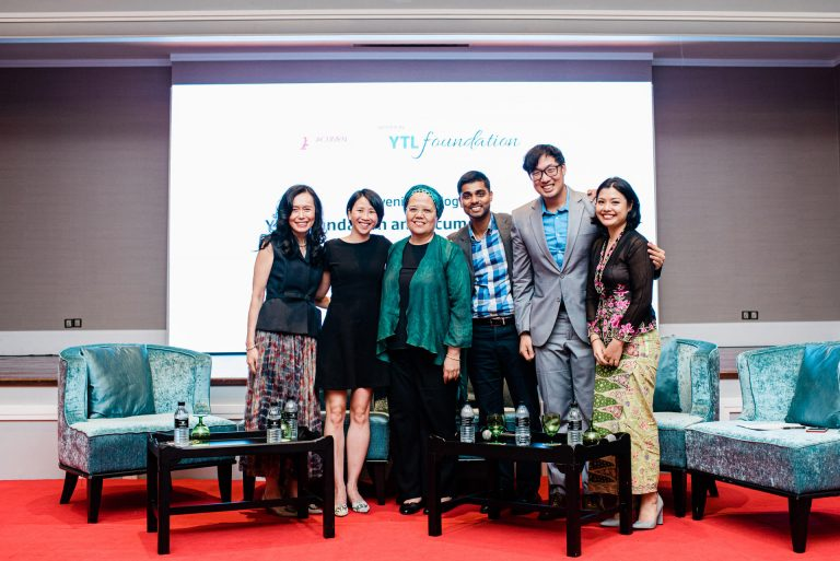 Malaysia's first fellowship of social innovators