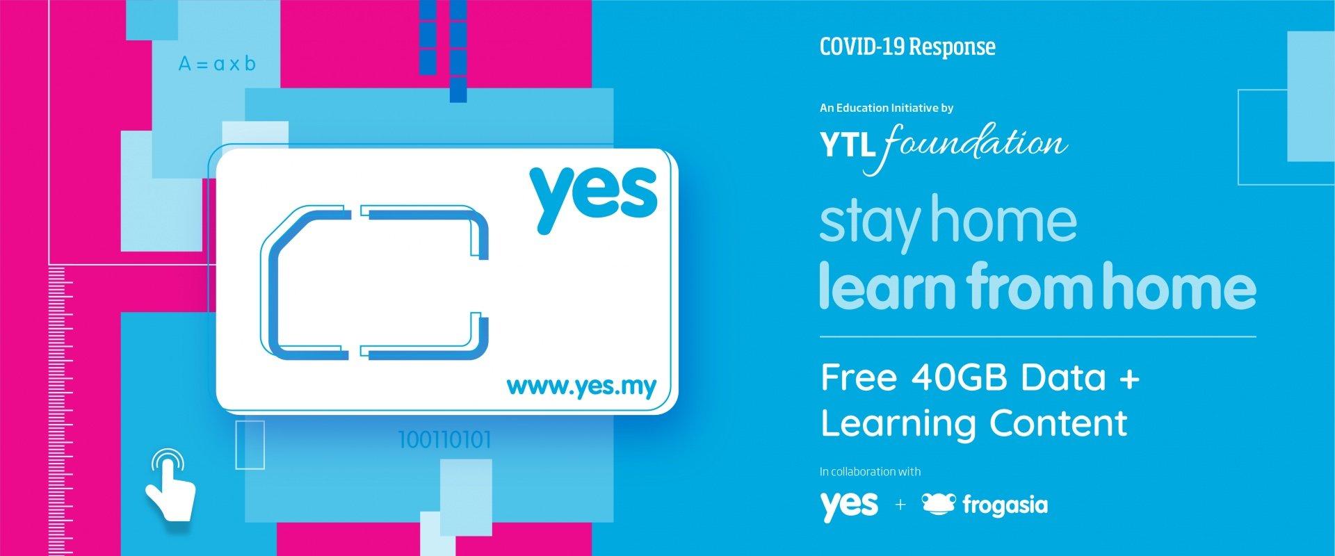 YTL, TFM bantu keluarga akses pembelajaran atas talian